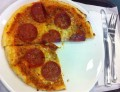 Classic Pepperoni Pizza from Barnes & Noble