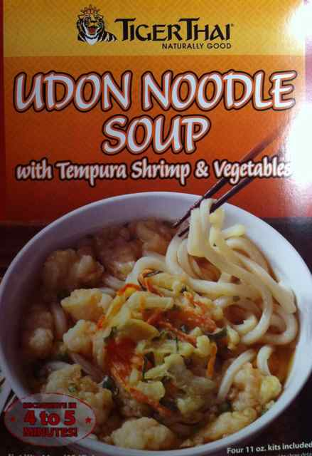Thai Udon Noodle Street Food