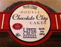 Upper Crust Bakery Double Chocolate Chip Cake from Fry's / Kroger
