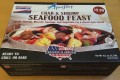 Box of Aquastar Crab & Shrimp Seafood Feast