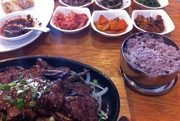 Review asiana korean restaurant west chester oh for Asiana korean cuisine restaurant racine