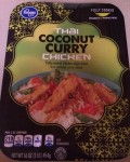 Box of Fry's / Kroger Thai Coconut Curry Chicken
