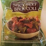 Bag of Trader Ming's Spicy Beef & Broccoli from Trader Joe's
