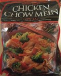 Bag of Trader Joe's frozen Chicken Chow Mein