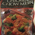 Bag of Trader Joe's frozen Chicken Chow Mein