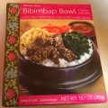 Box of Trader Joe's Frozen Bibimbap