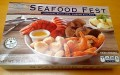 Box of J. Scott's frozen Seafood Fest from Costco