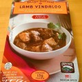 Box of Maya Kaimal Lamb Vindaloo from Costco