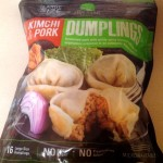 Bag of Silk Road Foods Kimchi & Pork Dumplings from Costco