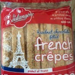 La Boulangere Hazulnut Chocolate Filled French Crepes from Costco